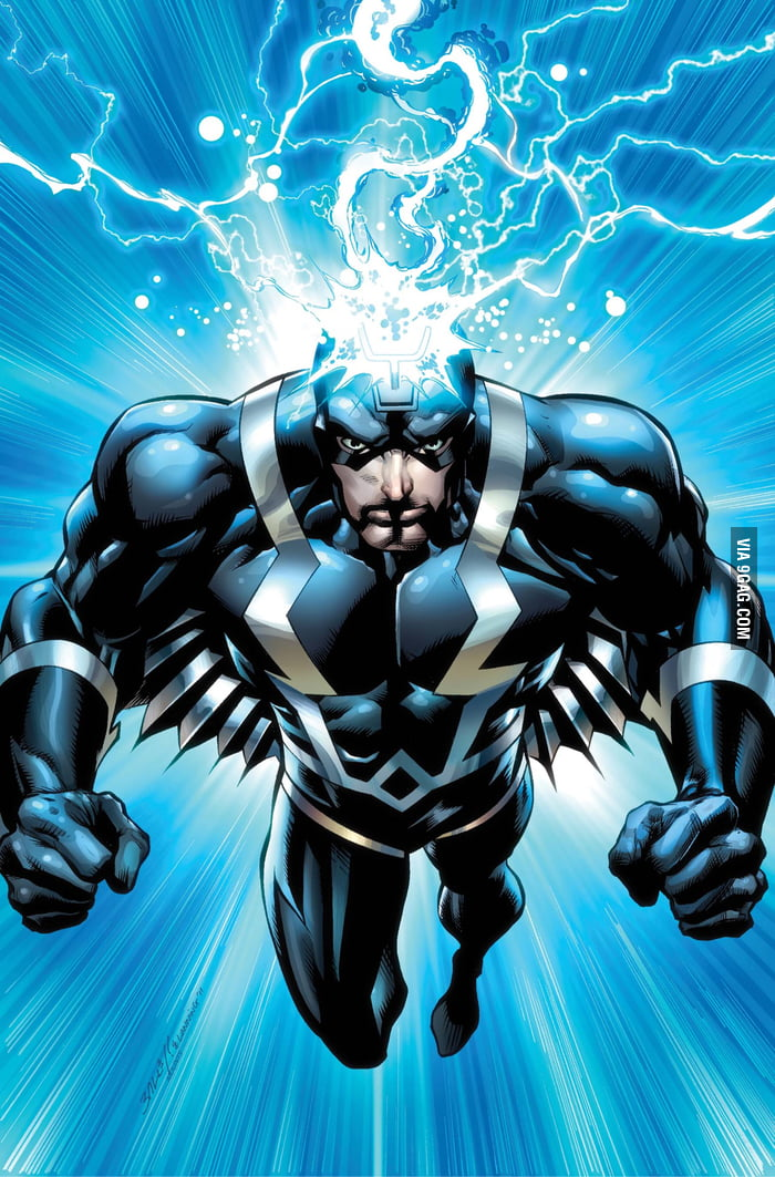 One of the most powerful marvel characters - 9GAG
