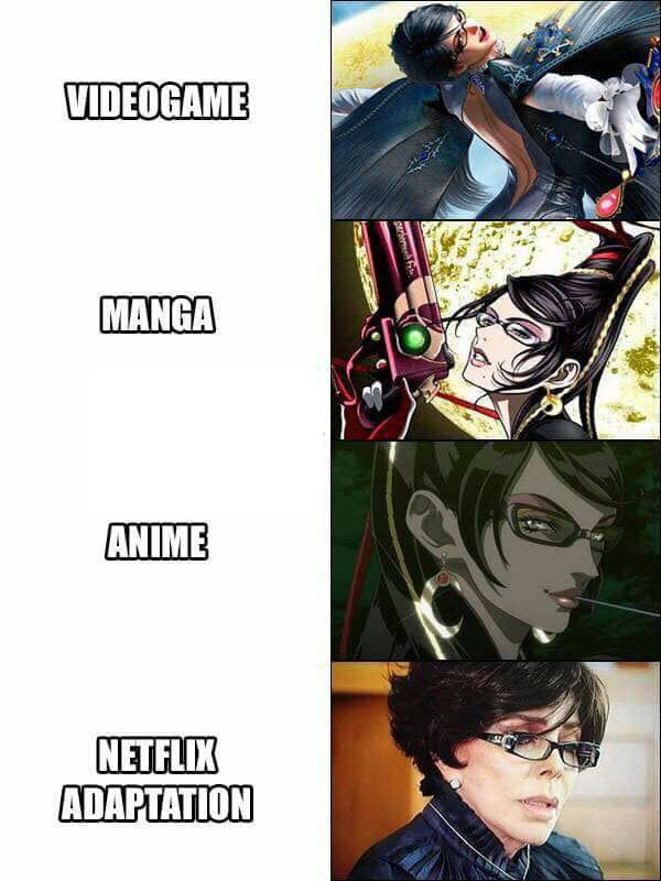 anime porno Netflix