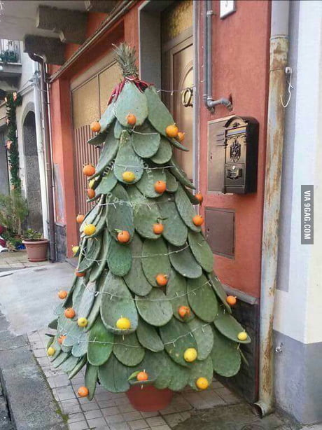 Mexican Christmas.Most Mexican Christmas Tree Ever 9gag