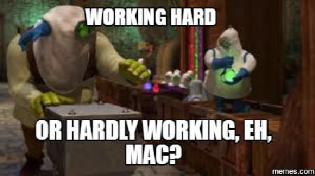 Describe Your Job With A Shrek Quote 9gag