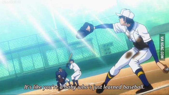 Love This Sport Anime Diamond No Ace 9gag