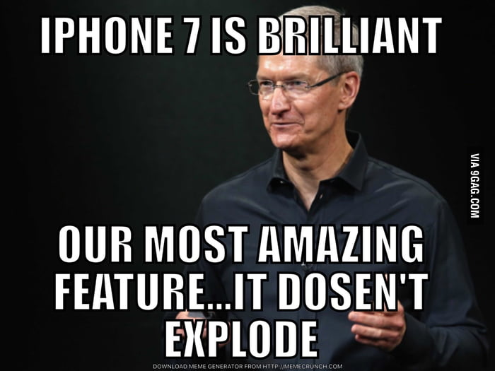 Let The Apple Haters Commence Lol