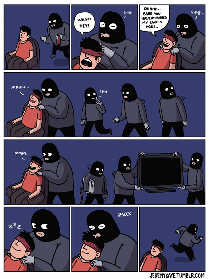 Best Robbers Ever