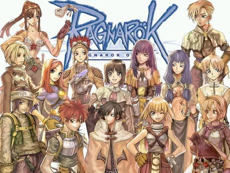 Best 30+ Ragnarok Online fun on 9GAG