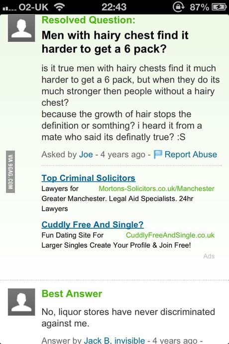 Yahoo Answers singles en dating