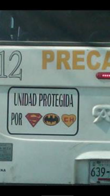 This unit is protected by...