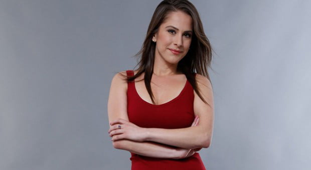 Ana Kasparian Host Of The Young Turks Hot But Crazy 9gag