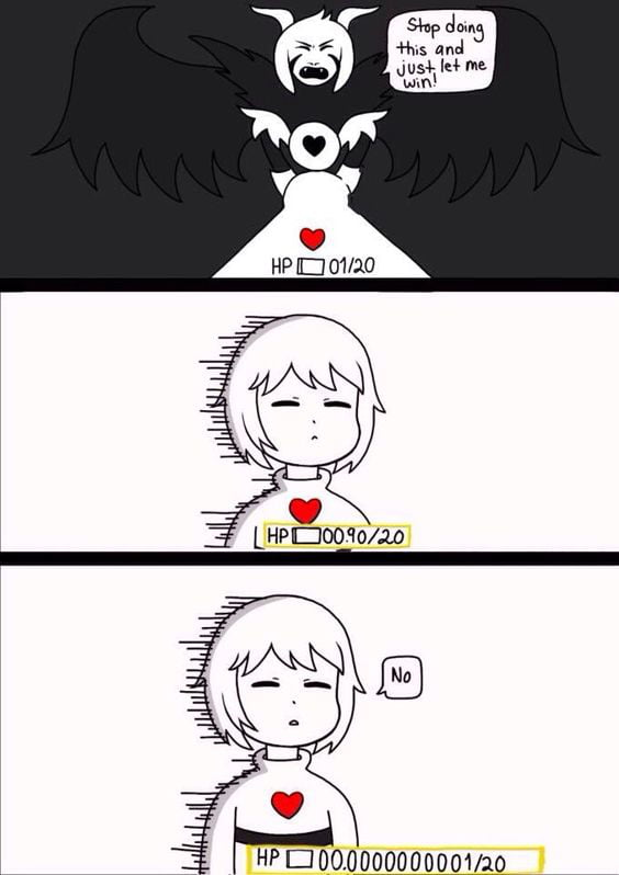 Determination [Undertale]