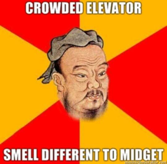 Confucius memes alive !