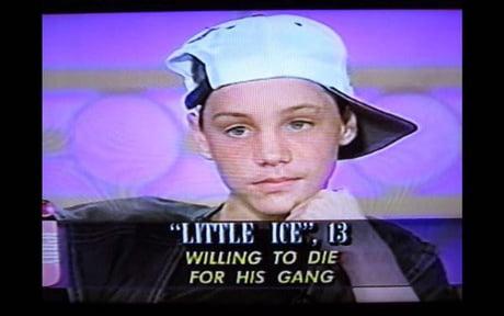 Thug life chose him