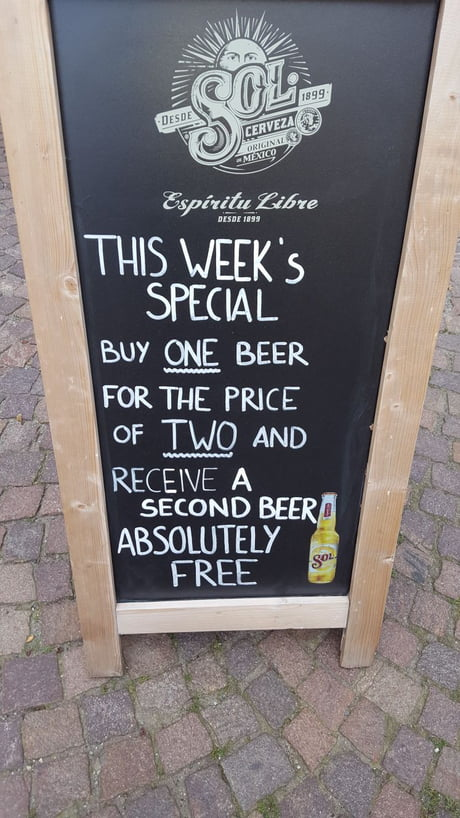 That's a deal