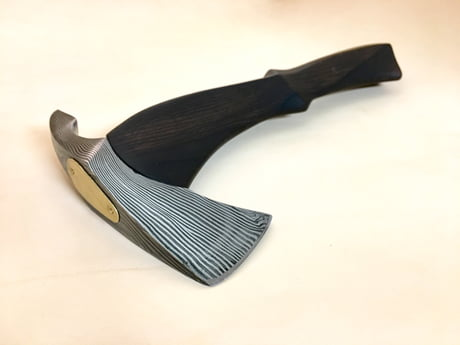 A tomahawk I just finished making