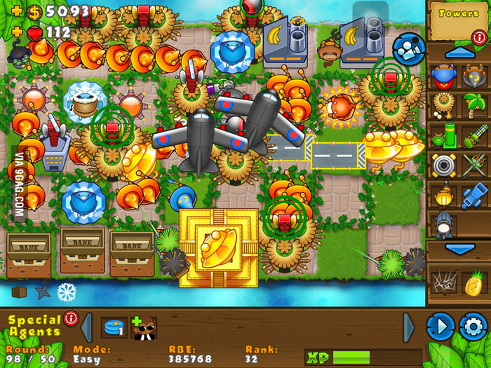 Does anyone remember this game and feels nostalgic? (bloons