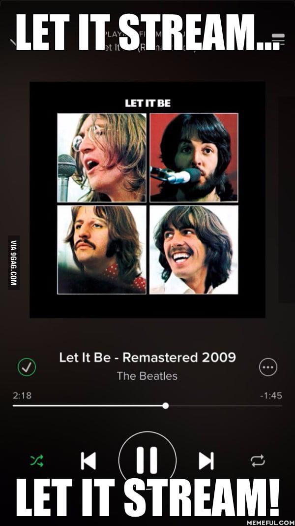 The Beatles Polska: The Beatles udostępnili swoje płyty w serwisach streamingowych