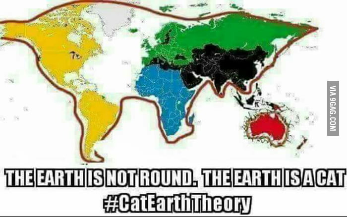 Earth is actually cat vommiting australia 9gag earth is actually cat vommiting australia gumiabroncs Images