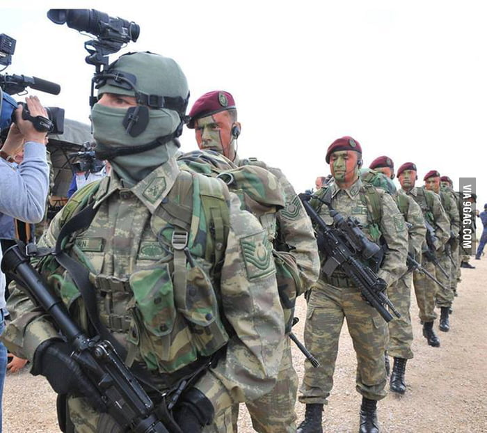 Turkish Military Special Forces Command