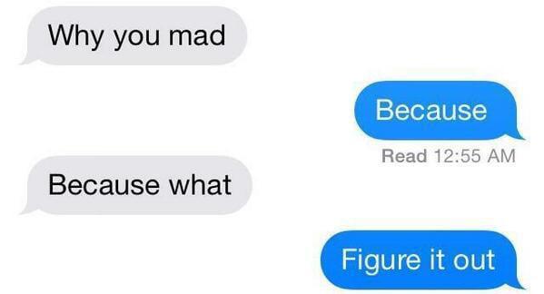 Girls Be like.