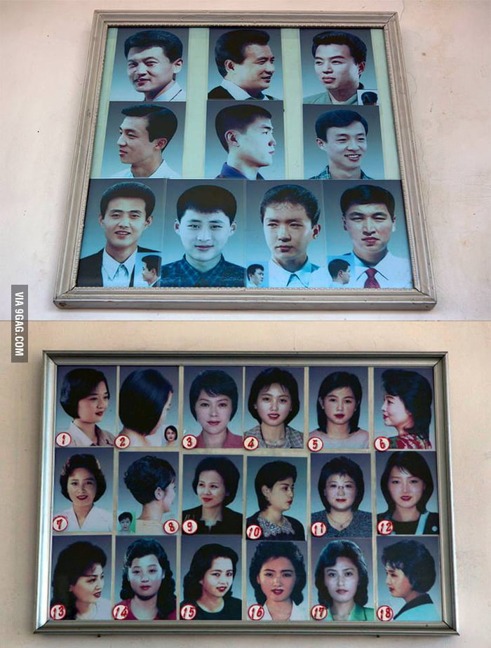 north korean hair styles in korea citizens are forced to choose from one of 3832 | aXEd8yb 700b