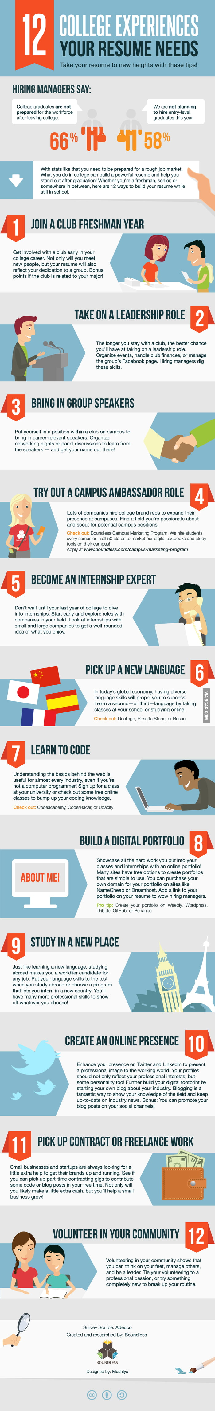 how to build up your resume 9gag