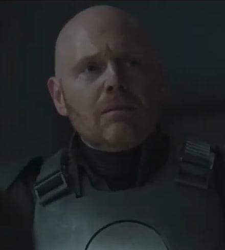 The Mandalorian Season 2 Episode 7 Bill Burr Acting Is Immense 9gag
