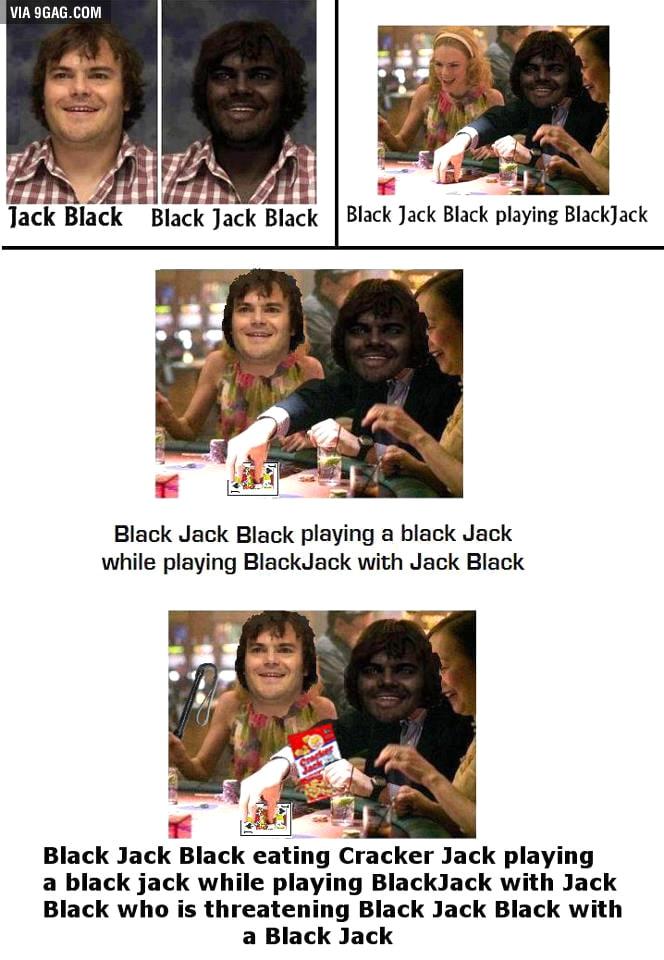Black Jack AГџ