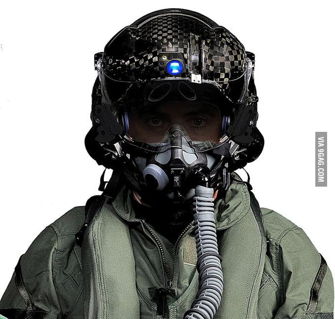 F-35 JSF Pilot Helmet - $770 000 each - 9GAG