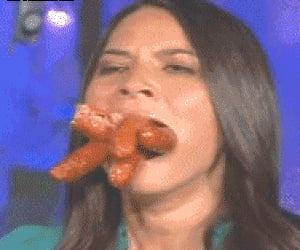 Hot Dog Face Meme
