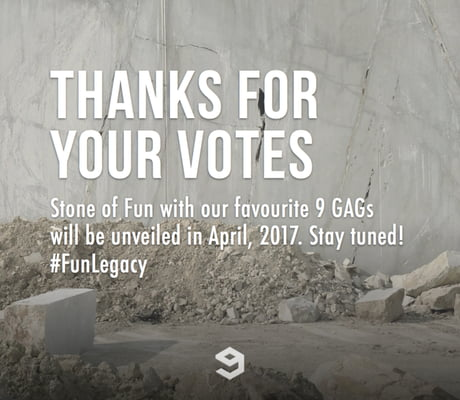 Thanks for your votes. Stay tuned!