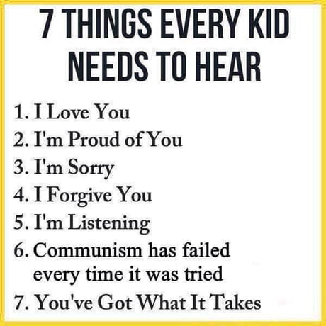Solid Parenting Advice.
