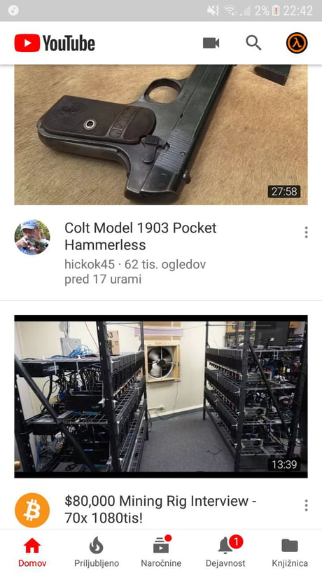 Tnx youtube I could use thah pistol - 9GAG
