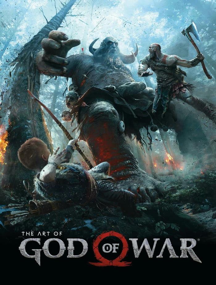Boy God Of War 4 Wallpaper 9gag