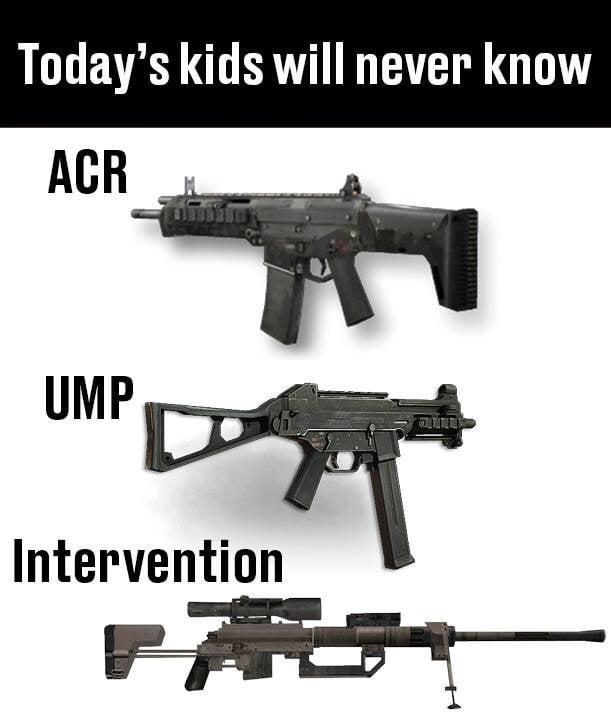 MW2 had the greatest guns   - 9GAG