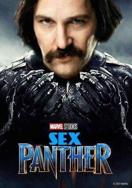 Look Out Black Panther There S A New Hero In Town And 60 Percent Of The Time He Works Every