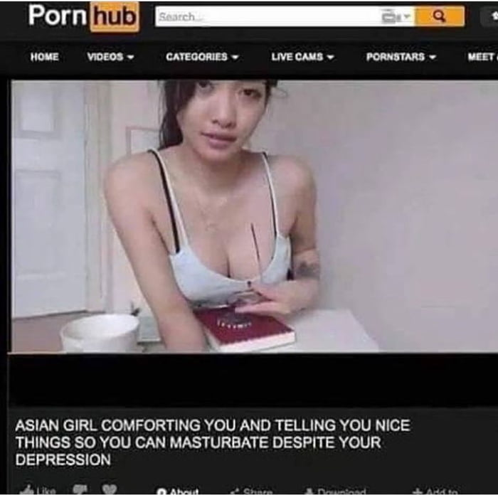 Best thing to masturbate to
