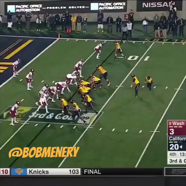What a play!