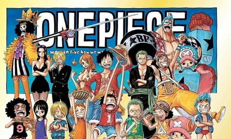 One Piece Characters as Children