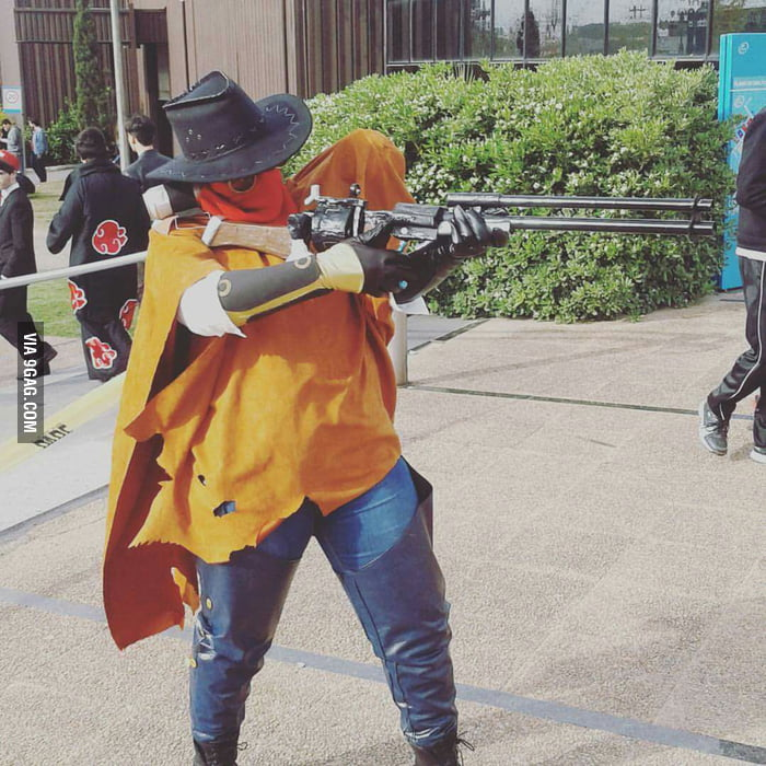 Another Photo Of My High Noon Jhin Cosplay 9gag