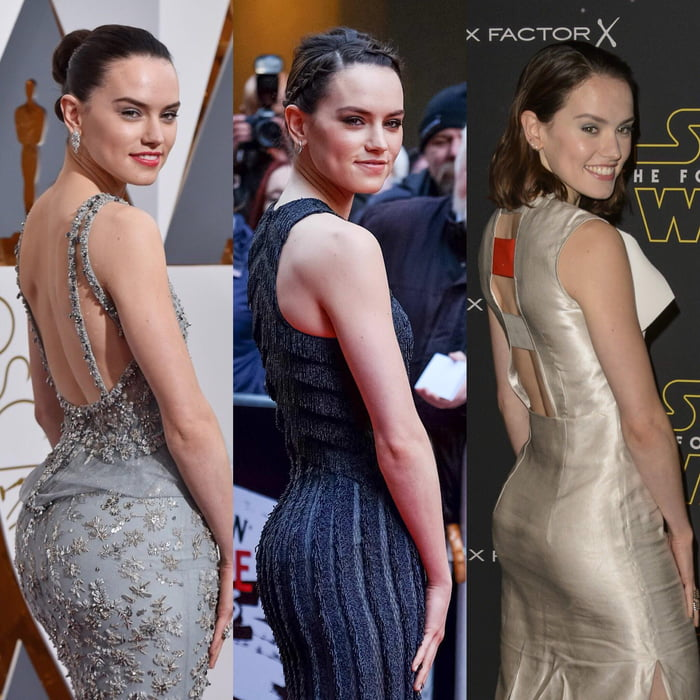 Daisy Ridley Has Such A Nice Tight Round Ass On Her 9gag