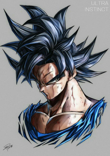 Goku Ui Omenliterally The Most Badass Wallpaper 9gag
