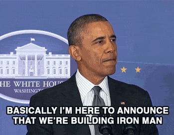Obama has a Stark announcement