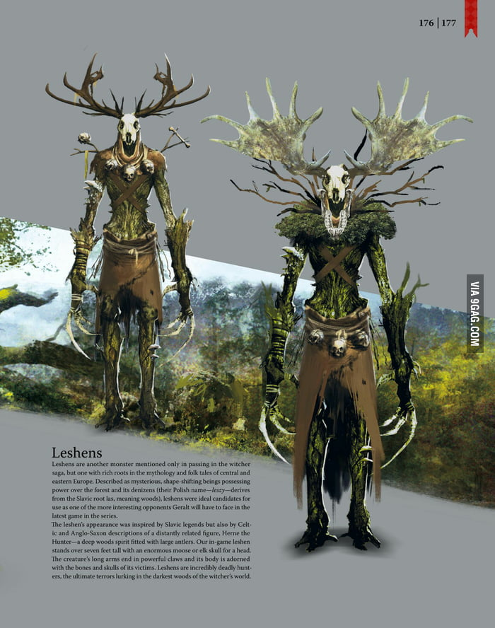 One Of The Coolest Monster Designs In Video Games Imo 9gag