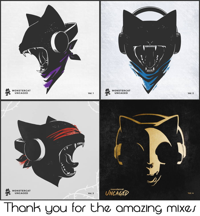 A tribute to Monstercat - 9GAG