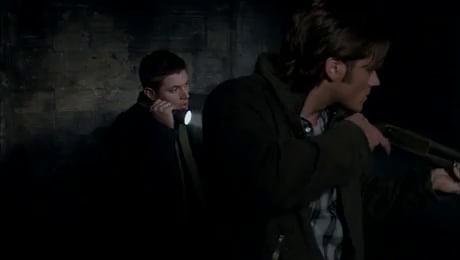 The funniest scene in Supernatural