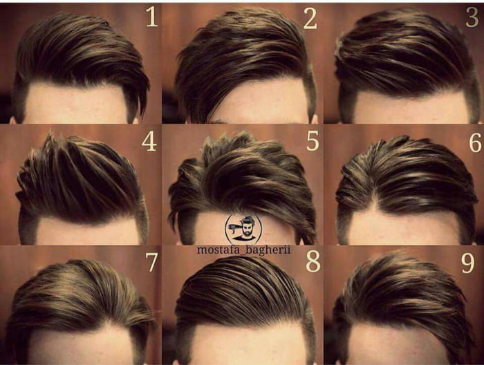 What Is The Most Popular Hairstyle In Your Country 9gag