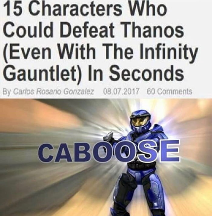 My Name is Michael J Caboose - 9GAG