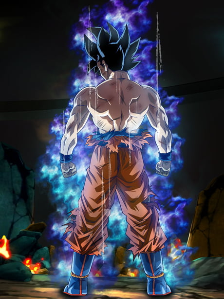 Ultra Instinct Goku Wallpaper 9gag