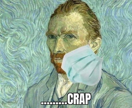 Best 30+ Vincent Van Gogh fun on 9GAG