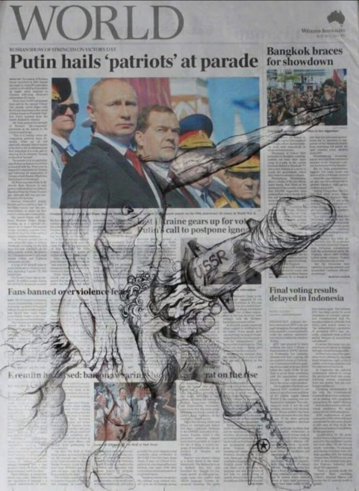 Newspaper Draw 9gag