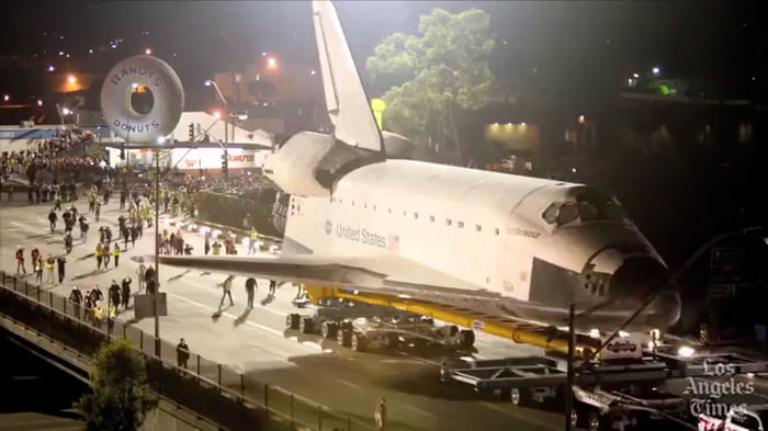space shuttle endeavour time lapse - photo #9