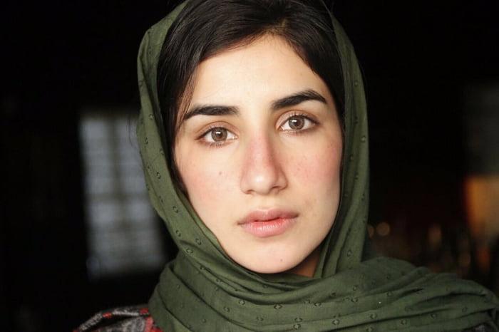 persian girl